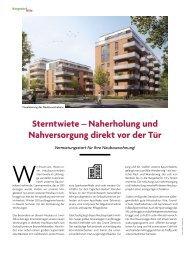 Baubeschreibung Sterntwiete (Bei Uns 2/2020)