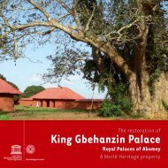 Royal Palaces of Abomey - UNESCO: World Heritage
