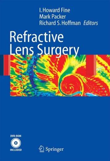 Refractive Lens Surgery