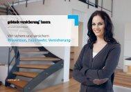Gebäudeversicherung Luzern - wir sichern und versichern
