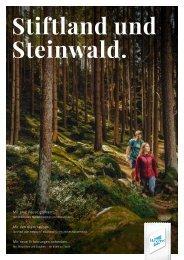 Steinwald Allianz   Stiftland Steinwald Magazin