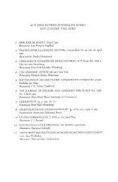 11 reviews (pdf) - von Katharina Mommsen