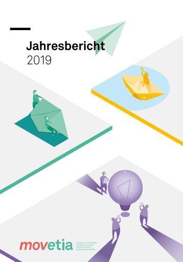 Movetia Jahresbericht 2019