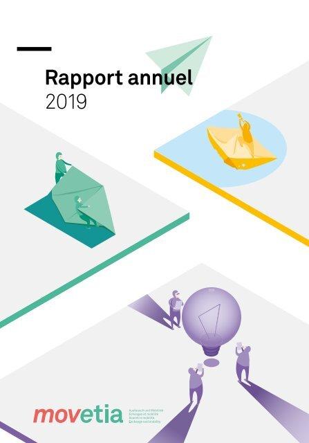Movetia Rapport annuel 2019