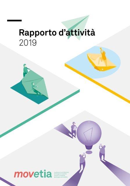 Movetia Rapporto d'attività 2019