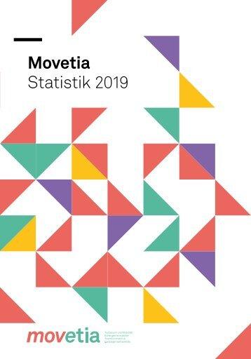 Movetia Statistik 2019