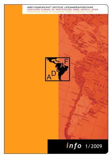info 1/2009 - ADLAF