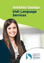Irish Language Service