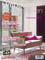 Umbauen + Modernisieren 3-4/2020