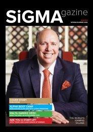 SiGMA Issue 8