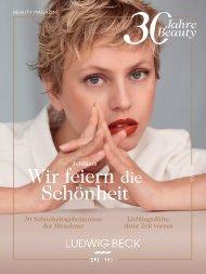 Ludwig Beauty Frühjahr/Sommer 2020
