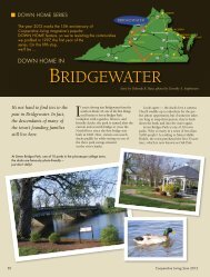 BRIDGEWATER - Cooperative Living Magazine
