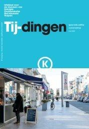 Infoblad Tij-dingen, 14.05.2020 - speciale editie coronavirus