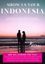 Show Us Your Indonesia