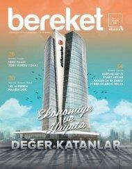 Bereket Dergisi | Sayı 51