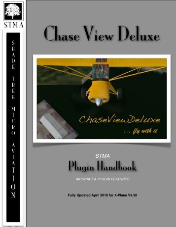 about stma chase view deluxe plugin - X-Plane.org