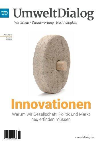 Nachhaltigkeit und Innovation - so kann's gehen