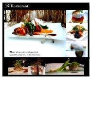 Le Restaurant - Rive Gauche