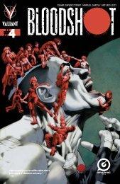 BLOODSHOT: Issue 4