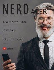 NERD ALERT - Ausgabe 05 - News Magazin der hsp GmbH