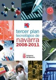 Tercer Plan Tecnológico - PORTAL DE LA INNOVACIÓN DE ...