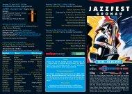 Flyer 2012.qxp - Jazzfest Gronau
