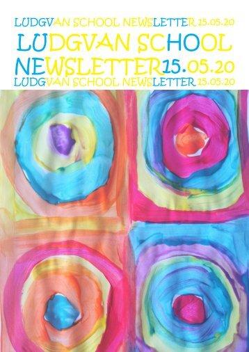 Newsletter 18-15.05.20