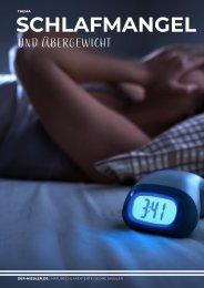 Schlafmangel und Übergewicht