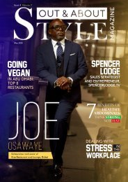 Out and About STYLE Magazine Issue 4 Vol. 2