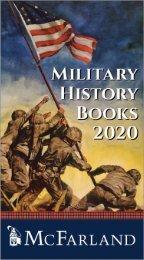 Military History Books 2020