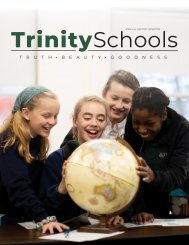 Trinity School at Meadow View Annual Report 2018-19
