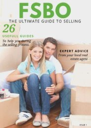 Ultimate guide to selling FSBO