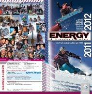 EnErgy MoMEnts - Ski- und Snowboardschule ENERGY