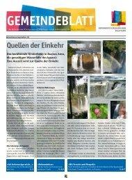 12. Juni 2011 - Reformierte Kirchgemeinde Solothurn
