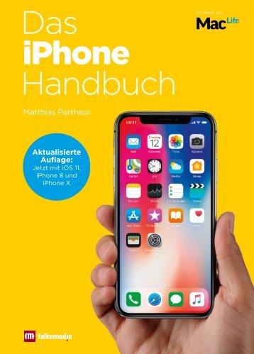 Das iPhone-Handbuch 2018