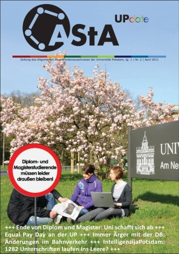 AStA_UPdate02-ebook - AStA - Universität Potsdam