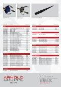Werkzeuge - Restposten.indd - Arnold Gruppe - Seite 4
