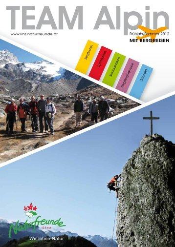 Team Alpin F/S 2012 - Naturfreunde