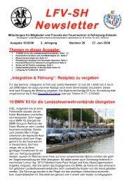 """Themen in dieser Ausgabe: """"Integration & Führung"""": Restplatz zu ..."""