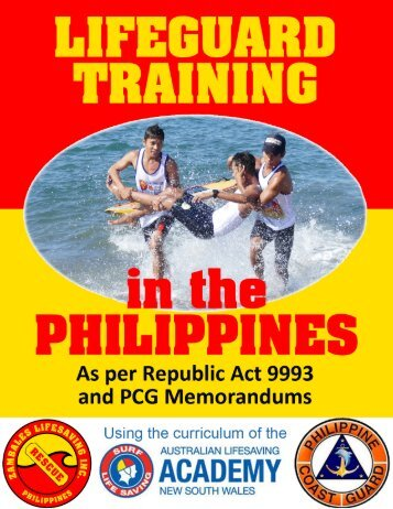 Lifesaving Sports in the Philippines