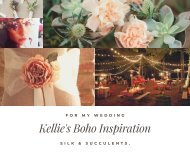 Kellie's Boho Inspiration Mood Board