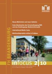 FH BRANDENBURG - Fachhochschule Brandenburg