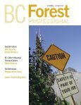 It's time to renew your membership - Association of BC Forest ... - Page 3
