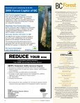It's time to renew your membership - Association of BC Forest ... - Page 6