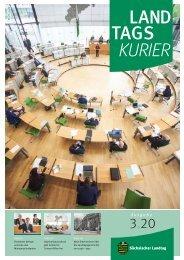 Landtagskurier, Ausgabe 3/2020