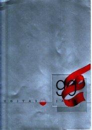 GVV Unitas Jubileumboek 1988