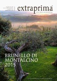 Extraprima-Magazin 2020 Mai Toskana, Brunello di Montalcino