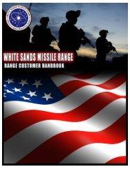 instrumentation appendix - White Sands Missile Range Home Page ...