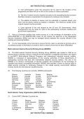 International Visits Control Office Guidance Notes for MOD List X ... - Page 7