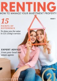 How To Manage your Investment Property